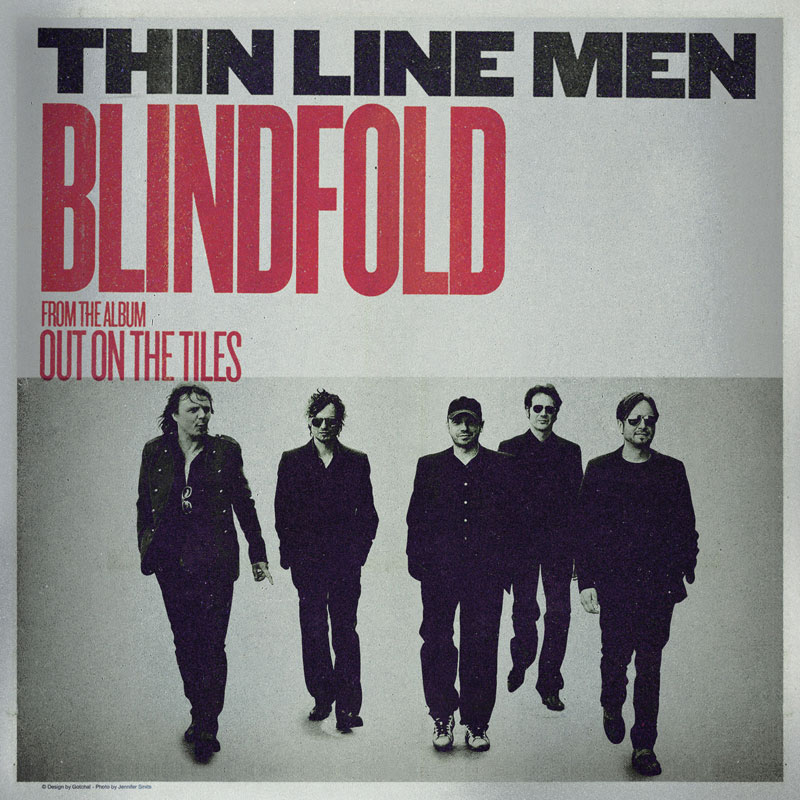 Thin Line Men - Blindfold